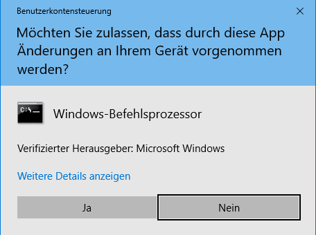 Kein Internetzugriff nach Windows 10 Update